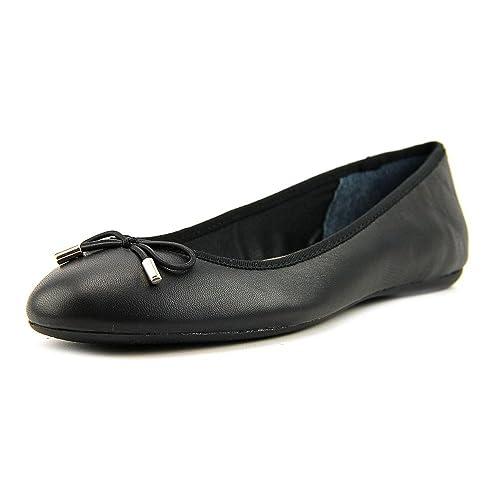 ef40c756c0ab3 Amazon.com | Alfani Womens Aleaa Leather Round Toe Ballet Flats | Flats