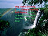 Stop Global warming-Enjoy cheaper cooking Gas&Reduce Carbon monoxide Emissions