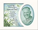 Memory Mounts Memorial In Loving Memory Of A Special Dad Mount And Poem