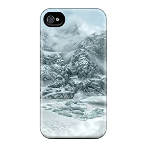 Skyrim Shockproof mobile phone shells Snap On Hard Cases Covers Protection iphone6 iphone 6
