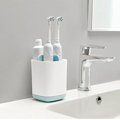 Cocal Toothbrush Holder Bathroom Toothbrush Storage Rack Toothbrush ...
