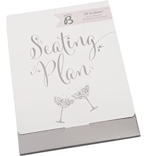 Busy B Bride To Script Seating Planner