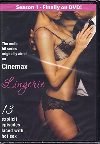 The Cinemax Erotic Hit Series. LINGERIE - Season 1: 13 Episodes on 2 DVDs laced with hot sex!