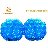 Bumper balls, PACKGOUT Sumo Bumper Bopper, Inflatable Body Bubble Bbop Ball Christmas Gifts for Kids & Adults