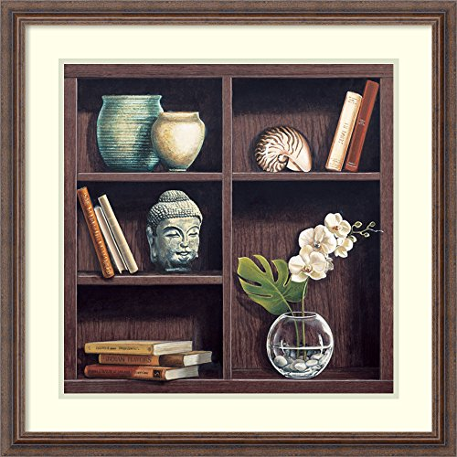 cordi d'oriente I (Memories of East I)' by Isabella Rossetti (Isabella Bookcase)