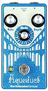 Earthquaker Devices Aqueduct Pitch Vibrato Effect Pedal