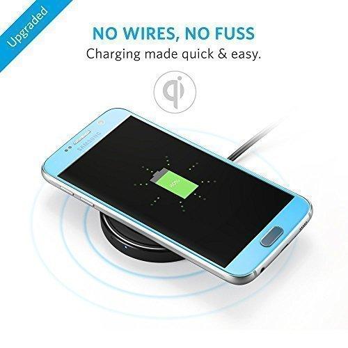 istuffvn Anker Wireless Charger PowerPort Qi