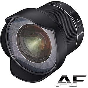 Samyang AF 14mm F2.8 F – Objectif Ultra Grand Angle autofocus pour Reflex Nikon
