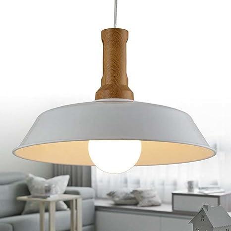 Lámparas colgantes Baycheer, lámpara industrial, luces colgantes, luces de techo, lámpara de araña para mesa del comedor, restaurante, sótano, loft, ...