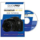 Olympus E-510 Instructional DVD by QuickPro Camera Guides