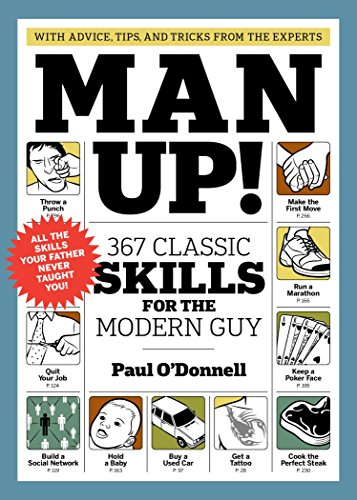 Man Up! by Paul O'Donnell (4-Jun-2011) Paperback