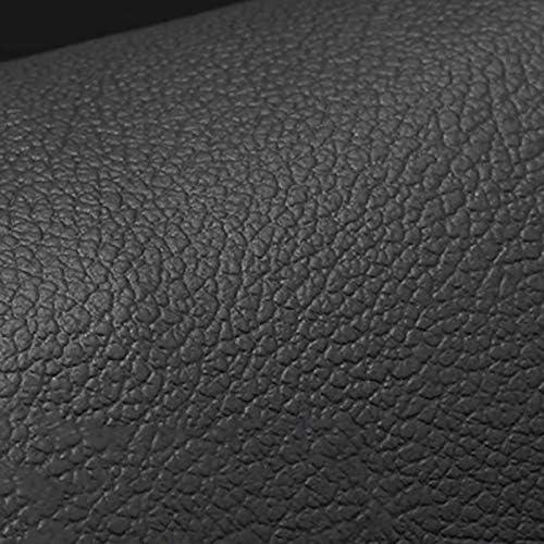 Bestlymood f/ür Tesla Model 3 T/üR Anti-Kick Matte Leder Matt Schwarz Schutz 4 Teile//Satz Auto Innen Ausstattung