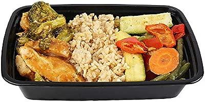 Recipiente de plástico para comida - 50 unidades de calidad ...
