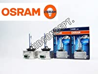 OSRAM Xenarc D3S 5000K CBI (Cool Intense Blue) HID BULBS - PAIR (Xenon Corp)