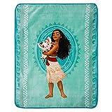 Disney Moana & Pua Plush Throw ~ 50 x 60