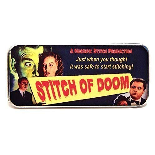 Magnetic Sewing Needle Case B Movie Stitch of Doom