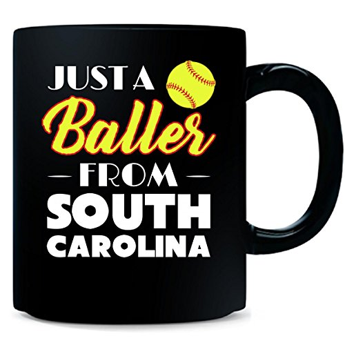 Just A Baller From South Carolina - Mug