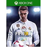 Fifa 18 by Electronic Arts for Xbox ONE Arabic-REDXB1FIFA18STD