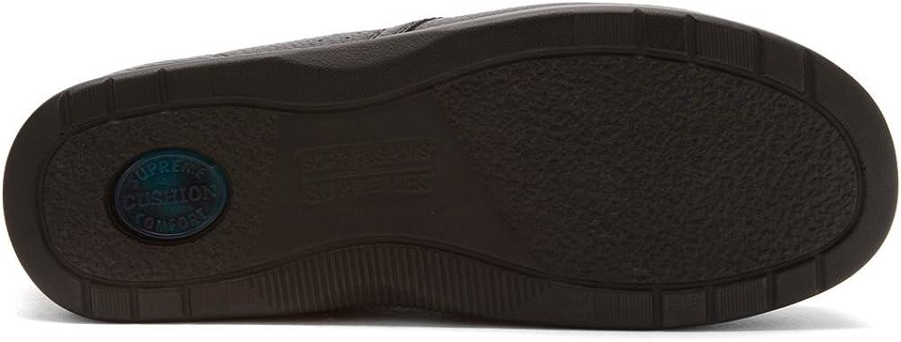 Softspots Mens Grand Prix,Chocolate Leather,US