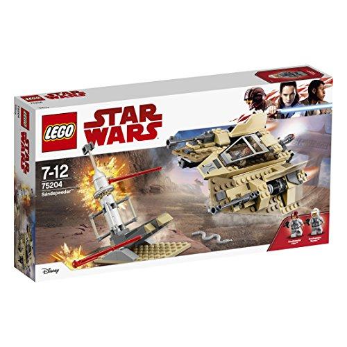 LEGO Star Wars 75204 – Sandspeeder