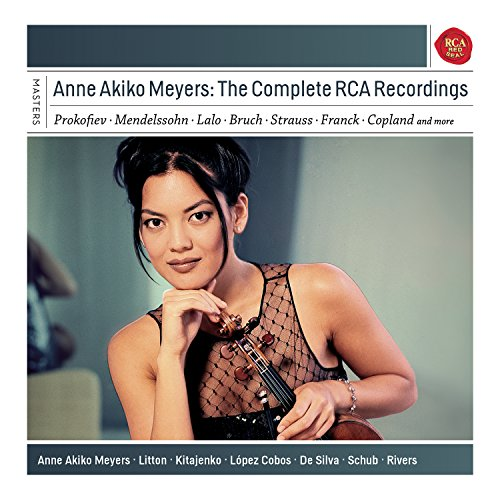 - Anne Akiko Meyers - The Complete Rca Recordings