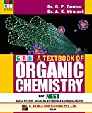 GRB ORGANIC CHEMISTRY FOR MEDICAL ENTRANCE BY TANDON VIRMANI
