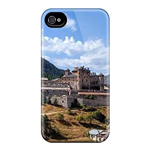 6 Scratch-proof Protection Cases Covers For Iphone/ Hot Old Historic Castle Phone Cases