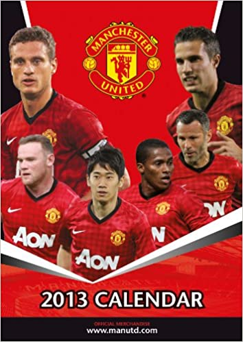 Manchester united official calendar 2013 amazon danilo manchester united official calendar 2013 amazon danilo 9781780542089 books voltagebd Image collections