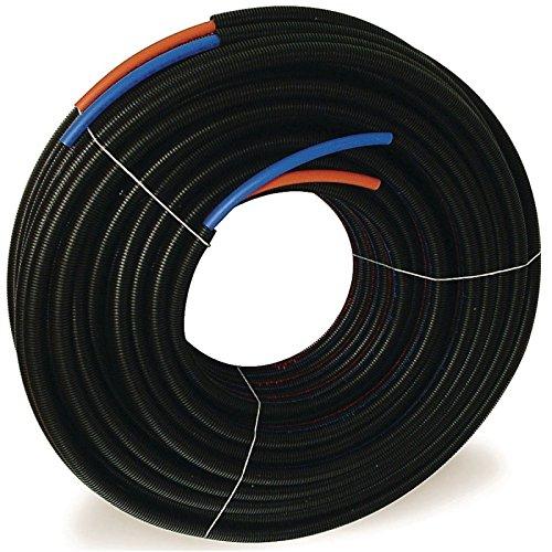 Tube Per Twin Leitung blau und rot–Comap betapex-retube–16x 1.5–Krone von 50Metern
