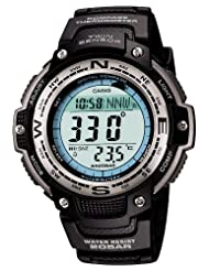 [CASIO] Standard SPORTS GEAR twin sensor SGW-100J-1JF mens CASIO watch (japan import)