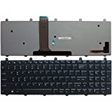 New Laptop Replacement Keyboard For Clevo Sager NP9377 NP8258 NP8265 NP8268 P370SM-A P375SM-A P377SM-A P157SM-A P150SM-A US Layout With BackLight