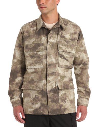 Propper Men's BDU Coat, A-TACS AU Camo, X-Large Regular