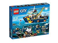 LEGO 60095 - City Tiefsee-Expeditionsschiff