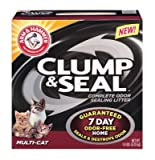 Arm & Hammer Multi-Cat Clump & Seal Clumping Litter-Super Pack-25.8-Pounds