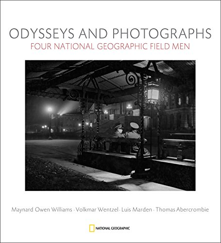 Johnston Outlet Murphy (Odysseys and Photographs: Four National Geographic Field Men)