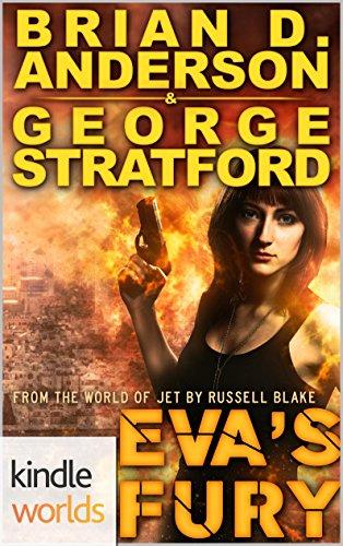 book cover of Eva\'s Fury
