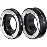 Vello Deluxe Auto Focus Extension Tube Set for Nikon 1 Mount(2 Pack)