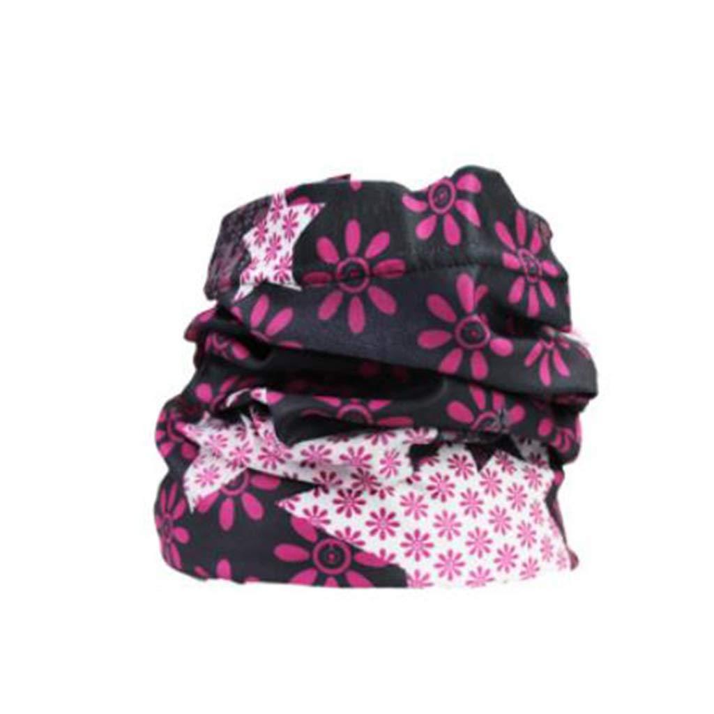 Lijiaqi Half Mask, Ice Silk Sunshade Half Mask, Thin Summer UV Protection Breathable Washable Half Mask (Men and Women) (Color : Black)