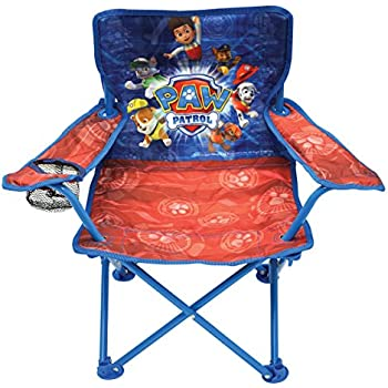 paw patrol fold nu0027 go patio chairs - Folding Outdoor Chairs