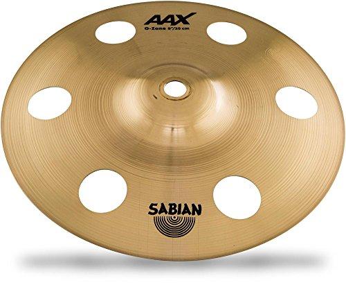 Sabian AAX O-Zone Splash 8 in. 8 in.