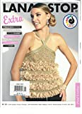 LANAS STOP HAND KNITTING, NO. 121 PRINTED IN SPAIN ( HAND KNITTING )