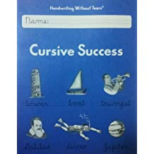 Cursive Success Grade 4 (Handwriting Without Tears 2013) by Jan Z. Olsen, OTR (2013) Paperback