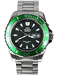 Orient Automatic Dive Watch CEM75003B (Green Bezel Mako II)