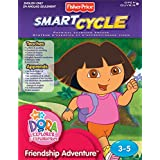 Fisher Price Smart Cycle Dora the Explorer Friendship Adventure Learning Game Cartridge