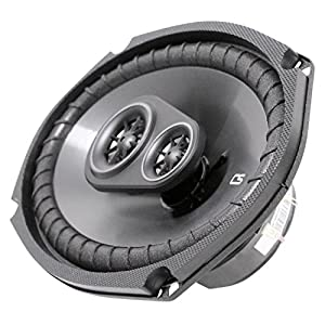 Kicker Front+Rear Factory Speaker Replacement For 2003-2005 Dodge Ram 2500/3500