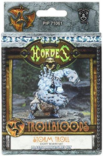 Privateer Press - Hordes - Trollblood: Storm Troll (Plastic) Model Kit 3