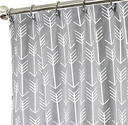 Extra Long Shower Curtain Fabric Shower Curtains Bathroom Cu