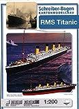 Aue Verlag Schreiber-Bogen Card Modelling Titanic