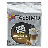 Tassimo - Carte Noire - Latte Macchiato Caramel - 475.2g