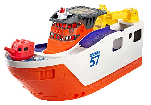 Shark Ship Toy : Matchbox mission marine rescue shark ship discontinued